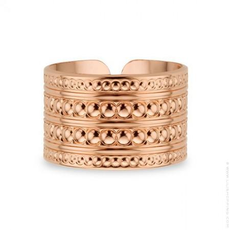 Maharaja Rose Gold Plated Ring