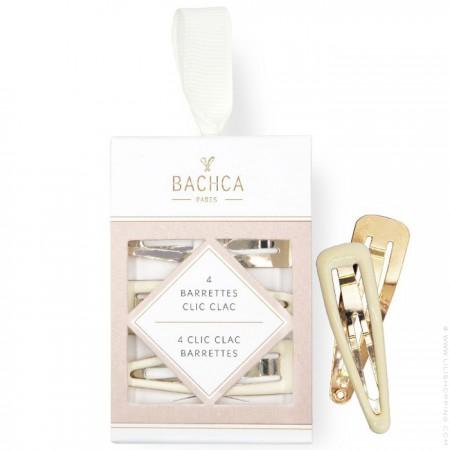 Barrettes Clic Clac X 4