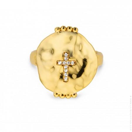 Chennai Gold Plated Ring