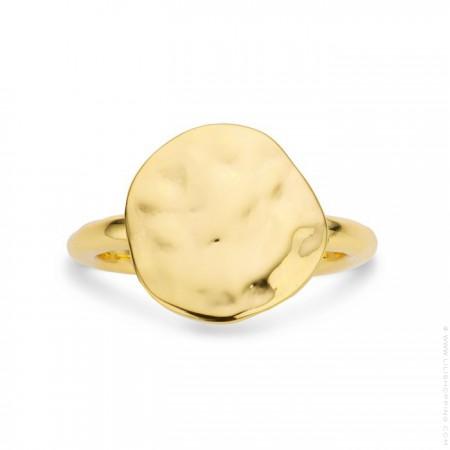Bague Gala plaquée or
