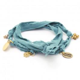 Duck blue Doudou Bracelet