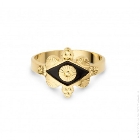 Santiago Plated Ring