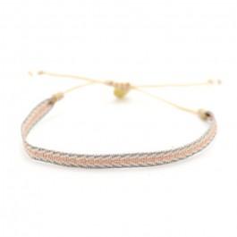 Bracelet Argentinas cuivre et argent