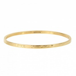 Gold platted snake bangle bracelet