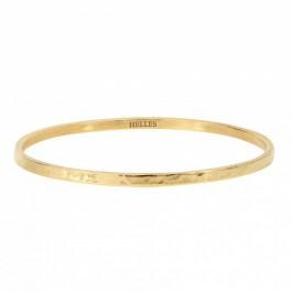 Gold platted Metal bangle bracelet