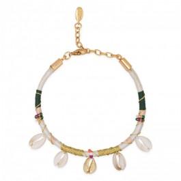 Larissa white Hipanema bracelet