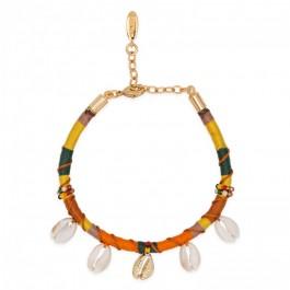 Larissa orange Hipanema bracelet