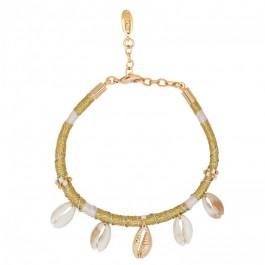 Larissa gold Hipanema bracelet