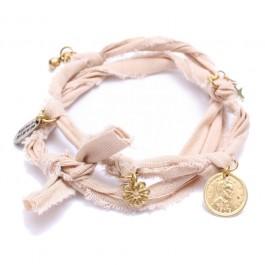 Bracelet doudou sable Marie Depaire