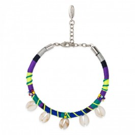 Larissa blue Hipanema bracelet