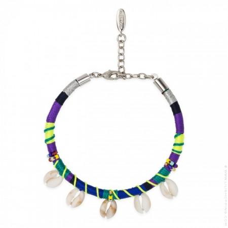 Bracelet Hipanema Larissa blue