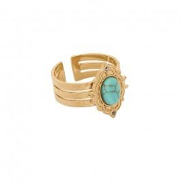 Pacha turquoise ring