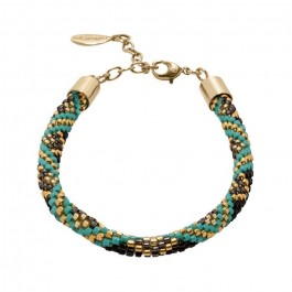 Bracelet Hipanema Tifefe turquoise