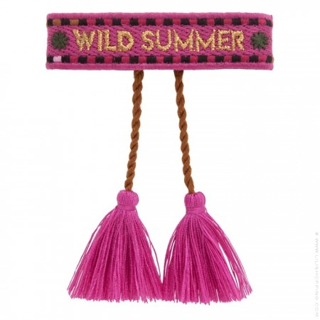Bracelet Hipanema Worldpass Wild Summer