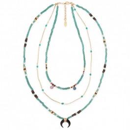 Collier Hipanema Geronimo turquoise