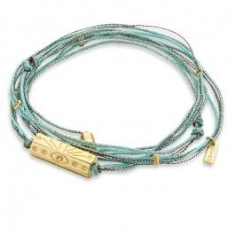Bracelet multi cordons Martinique