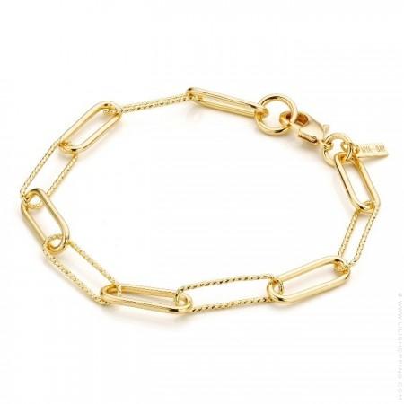 Bel Air gold platted bracelet