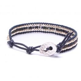 Bracelet navy Cherokee Nakamol