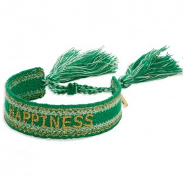 Happiness  vowen bracelet