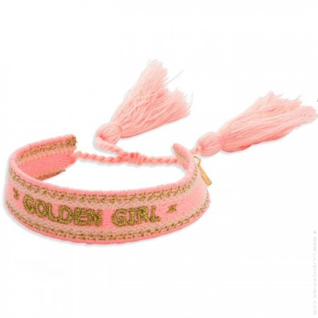 Bracelet Golden Girl