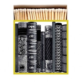 Books Luxury matchbox