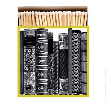 Books Luxury matchbox