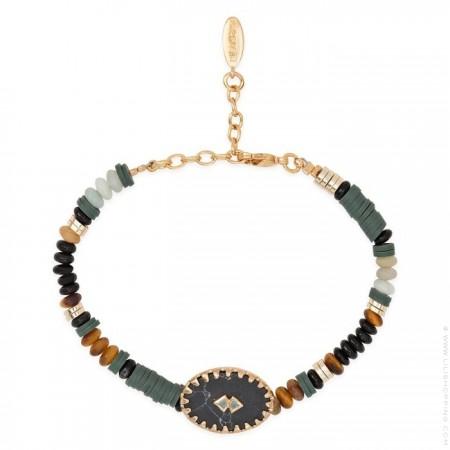 Anapurna black Hipanema bracelet
