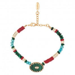 Bracelet Hipanema Anapurna green
