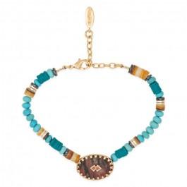 Bracelet Hipanema Anapurna turquoise