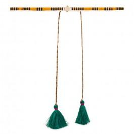 Hipanema Atika ocre necklace