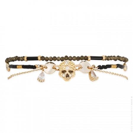 Bracelet Hipanema Elivira black