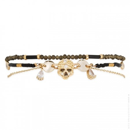 Elivira black Hipanema bracelet