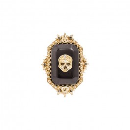 Achille black ring
