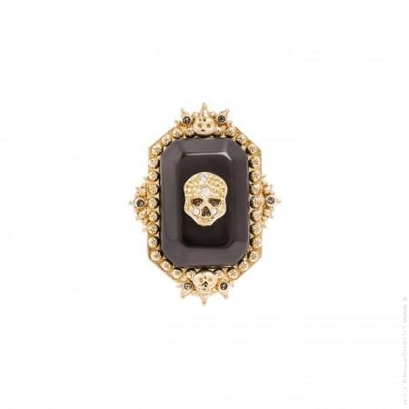 Bague Hipanema Gotika black