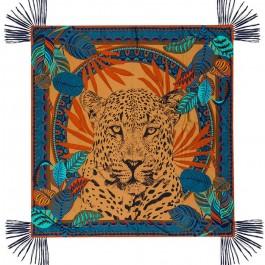 Dark Side navy pareo (sarong) or scarf