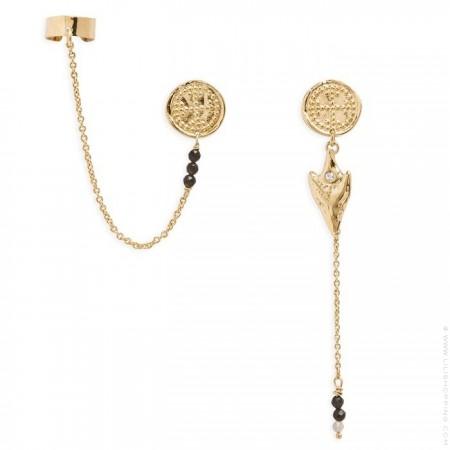 Tortuga Hipanema earrings
