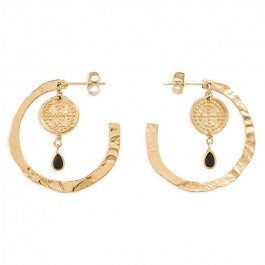 Vesuvia Hipanema earrings