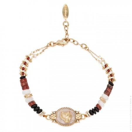 Bracelet Hipanema Remus white