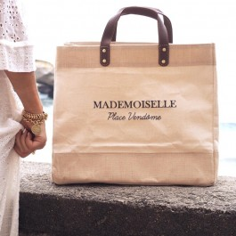 Le Mademoiselle bag Mademoiselle Place Vendôme black