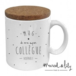 Mug Ma super collègue adorable