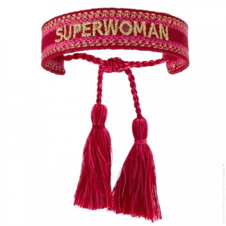 Bracelet Superwoman