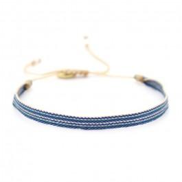 Argentinas blue green bracelet