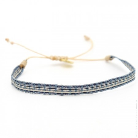 Bracelet Argentinas jean beige