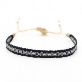 Bracelet Argentinas noir