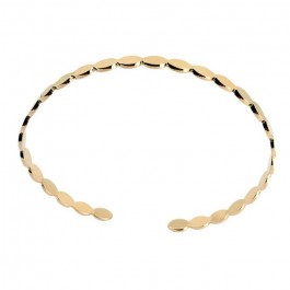 Gold platted bangle