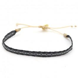 Argentinas 120 black bracelet