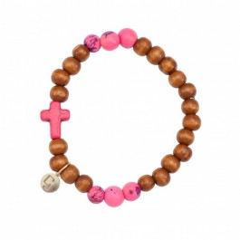 Satinka Cross Bracelet