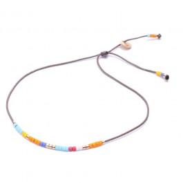 Multicolor Miyuki Bracelet