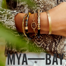 Mya Bay Pendentif Femme Grand Coeur