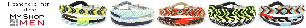 Bracelets Hipanema pour Homme